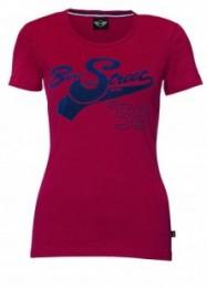 Женская футболка Mini Ladies Red Street T-Shirt 80 14 2 208 901
