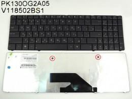 Asus K75 RU Black 04KNB0-6241RU00