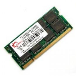 SoDIMM 2GB DDR2 667 MHz G.Skill (F2-5300CL5S-2GBSQ)