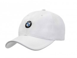 Бейсболка BMW Cap White 80 16 2 166 852