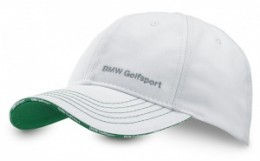 Бейсболка BMW Basic Cap Golfsport White 80 16 2 333 789