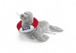 Мягкая игрушка морской лев Пауль BMW Paul The Sea Lion Small (80452318359)