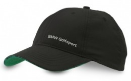 Бейсболка BMW Golfsport Functional Cap Black 80 16 2 333 790