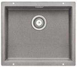 BLANCO SUBLINE 500-U аллюметаллик SILGRANIT 513414