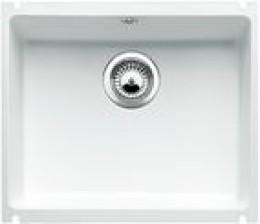 BLANCO SUBLINE 500-U матовый белый PuraPlus 514509