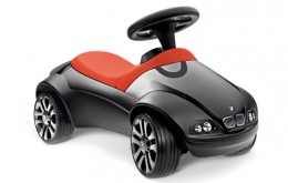 Детский автомобиль BMW Baby Racer II Black 80 93 0 446 003