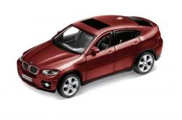 Инерционная модель BMW X6 PULLBACK 80 45 2 148 806
