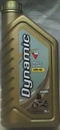 Mol 4T 10W-40 Semisynthetic