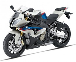 Модель мотоцикла BMW S 1000 RR (K46) Motorbike Toy Model Race, Scale 1:10 80 43 2 222 495