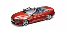 Модель автомобиля BMW Genuine Miniature M6 6 Series Convertible F12 1:18 80 43 2 253 655