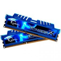 16GB DDR3 (2x8Gb) 2400 MHz G.Skill Ripjaws X (F3-2400C11D-16GXM)