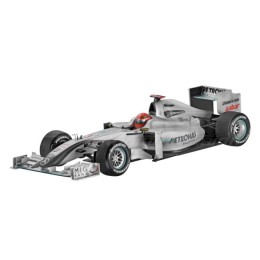 Модель Mercedes GP Petronas MGP W01-Michael Schumacher, Scale 1:18 B66960070