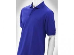 Мужская футболка поло Mercedes Men's Polo Shirt Blue B66950058