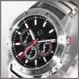 Наручные часы Mercedes-Benz Chronograph Unisex Carbon Limited b67995968