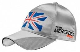 Бейсболка Mercedes-Benz Lewis Hamilton Cap F1 B67995864