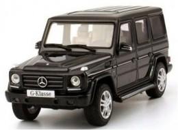 Mercedes-Benz G-Klasse 2012 magnetit black 1:43 B66960140