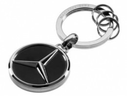 Брелок Mercedes-Benz Vancouver Key Ring 2012 B66950143