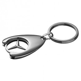 Брелок Mercedes-Benz Shoppping Key Ring (B66956082)
