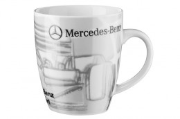 Кружка Mercedes-Benz Motorsport Cup B67995976