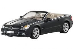 Mercedes-Benz SL Class Roadster Obsidian Black 1:18 B66962387