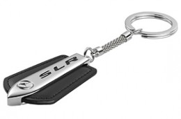 Брелок Mercedes-Benz SLR Leather Keyring B66957256
