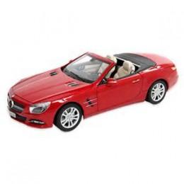 Модель автомобиля Mercedes Roadster SL R231, Red, Scale 1:18 B66960108