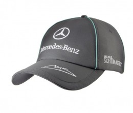 Бейсболка Mercedes-Benz Men's Schumacher Cap 2012, Motorsport B67995035