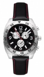 Часы Mercedes-Benz BLACK DIAL CHRO B66060150