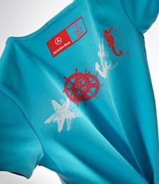 Футболка Children's T-shirt in turquoise/red B66956501