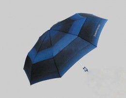 Складной зонт Mercedes-Benz Umbrella Blue World B66951759