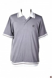 Мужская футболка-поло Mercedes-Benz Men's Polo Shirt C-Class Grey B66951308