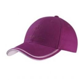 Бейсболка Женская Women's pink cotton cap B66956457