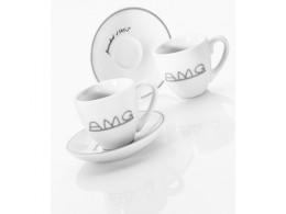 Набор чашек  Mercedes-Benz Vintage Logo Espresso Cups AMG B66959975