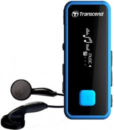 Transcend T-Sonic 350 8 GB Blue TS8GMP350B