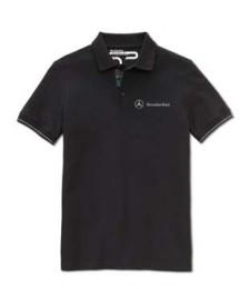 Мужская футболка поло Mercedes-Benz Men's Polo Shirt Motorsport (размер L) (B67995315)