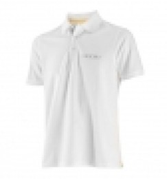 Мужская футболка-поло Mercedes-Benz Men's Basic White SLR Polo Shirt B66957576