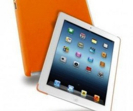 Накладка Laser iPad 2/3/4 Orange (LASERCIPAD3O)