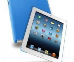 Накладка Laser iPad 2/3/4 Blue (LASERCIPAD3B)