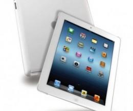 Накладка Laser iPad 2/3/4 Transp (LASERCIPAD3T)