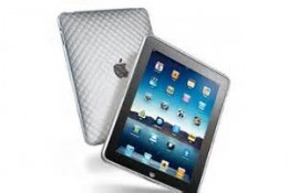 Чехол iPad Glam Ruubber (BKGLAMIPADT)