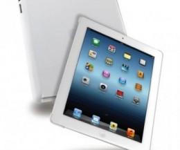 Накладка Laser iPad 2/3/4 White (LASERCIPAD3W)