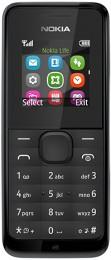 NOKIA 105 Dual SIM (black) RM-1133