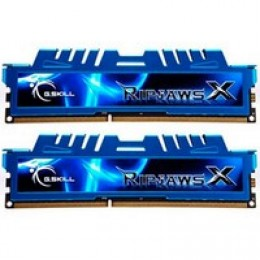 8GB DDR3 (2x4GB) 2133 MHz G.Skill Ripjaws X (F3-2133C10D-8GXM)