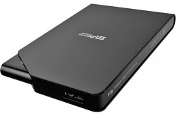 Silicon Power Stream S03 1TB SP010TBPHDS03S3K 2.5 USB 3.0 External Black