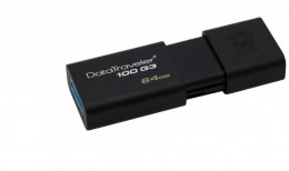 Kingston DataTraveler 100 G3 64GB USB 3.0 (DT100G3/64GB) купить в Одессе