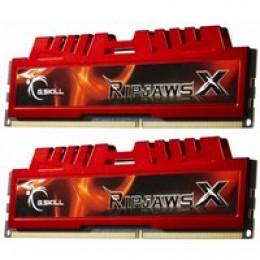 8GB DDR3 (2x4GB) 2400 MHz G.Skill Ripjaws X (F3-2400C11D-8GXM)