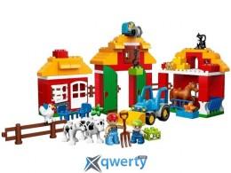 Lego Большая ферма (10525)