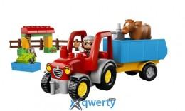 Lego Трактор фермера (10524)