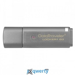 Kingston 16GB DataTraveler Locker+ G3 USB3 Pen Drive (DTLPG3/16GB)