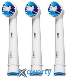 Сменная насадка для зубной щетки Braun Oral-B Precision Clean (2+1)